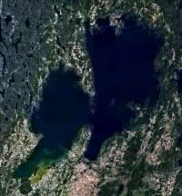Jak se nazývá nejvyšší švédské jezero? (náhled)