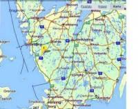 Tato oblast na jihu zahrnuje kamenité vrchoviny Smålandu a bohaté roviny Skåne. (náhled)