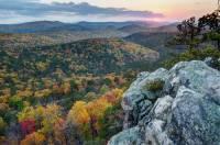 Které pohoří se v Arkansasu nenachází? (náhled)