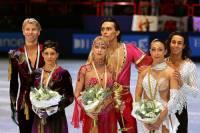 Kteří medailisté jsou na fotografii č.10? (náhled)