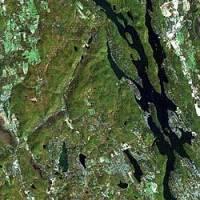 Které z těchto jezer je v největší? (náhled)