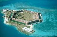 Jak se nazývá tato pevnost na ostrově Dry Trotuga? (náhled)