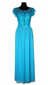 Jak se nazývá odstín modrých plesových šatů na obrázku č.17? (náhled)