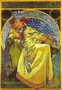 """Který slavný malíř namaloval obraz č.2 """"Princezna Hyacinta""""? (náhled)"""