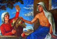 """Který malíř je autorem obrazu č.11 """"Vinobraní""""? (náhled)"""