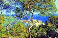 """Autorem obrazu č.19 """"Bordighera"""" je slavný malíř: (náhled)"""