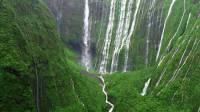 Jak se nazývá hora, na jejíž úbočí jsou tyto vodopády? (náhled)