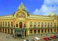 Která z pražských stavebních památek je na fotografii č.10? (náhled)