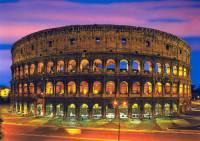 Která významná římská stavba je na fotografii č.7? (náhled)