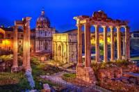 Která významná římská stavební památka je na fotografii č.8? (náhled)