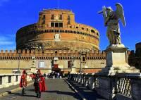 Která významná římská stavební památka je na fotografii č.10? (náhled)