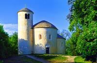 Která románská stavba je na fotografii č.6? (náhled)