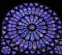 Který zdobný prvek sakrálních staveb gotické architektury je na obrázku č.5?  (náhled)