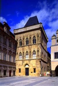 Jaká gotická stavba je na obrázku č.13? (náhled)