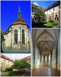 Gotická architektura se začala prosazovat na našem území o něco později než v jiných evropských zemích. Která gotická stavba je na našem území nejstarší? – obrázek č.2 (náhled)