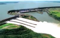Jak se nazývá významná hydroelektrárna na řece Paraná? (náhled)
