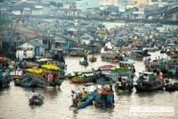 Ve které zemi ústí do moře řeka Mekong? (náhled)