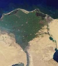 Delta které řeky je na obrázku? (náhled)