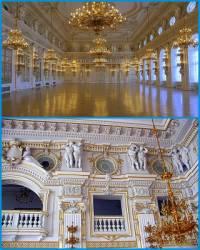 Na obrázku č.4 je jeden z interiérů severního křídla Nového královského paláce na Pražském hradě, který byl postaven v období pozdní renesance. Na obrázku má současnou podobu s patrnými renesančními prvky. Jaký má název: (náhled)