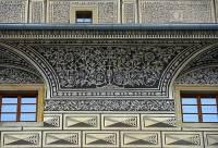 Který renesanční stavební prvek je na obrázku č.1? (náhled)