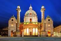 Hlavním nositelem barokní architektury byla církev. Začaly se proto opět stavět sakrální stavby. Která sakrální stavba je na obrázku č.7? (náhled)