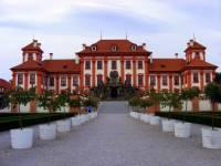 Který barokní zámek je na obrázku č.14? (náhled)
