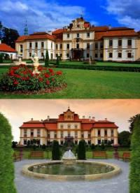 Jaký barokní zámek je na fotografii č.11? (náhled)