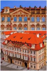 Rokokový palác na obrázku č.14 se jmenuje: (náhled)