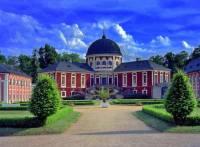 Jak se jmenuje zámek na fotografii č.4, který je považován za typicky barokní zámeckou stavbu? (náhled)