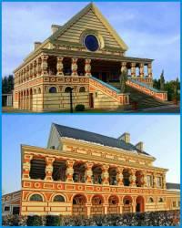 Rondokubistická stavba na obrázku č.9 je: (náhled)