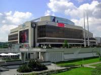 Neofunkcionalistická budova z přelomu 70. a 80. let, která je na obrázku č.16, se původně jmenovala: (náhled)
