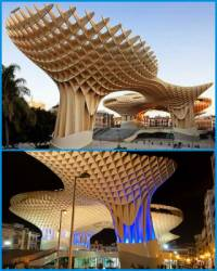 Na obrázku č.29 je originální stavba postavena počátkem 21. století. Jak se stavba jmenuje a ve kterém městě se nachází? (náhled)