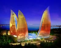 Která originální stavba postavena počátkem 21. století je na fotografii č.30? (náhled)