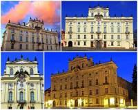 Paláce jsou nejen v Benátkách, ale i v Praze. Který z pražských historických paláců je na fotografii č.8? (náhled)