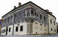 Jaká historická budova je na fotografii č.5? (náhled)