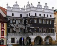 Která historická budova je na obrázku č.4? (náhled)