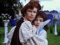 """Jsou na fotografii č.2 princ Vilém a Večernice z filmové pohádky """"Princ a Večernice""""? (náhled)"""