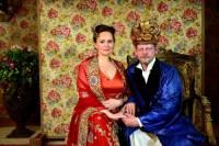 """Jsou na obrázku č.9 král Jakub a královna Eliška z filmové pohádky """"Pravý rytíř""""? (náhled)"""