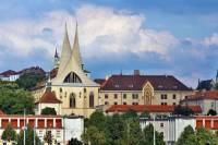Jak se nazývá klášter na obrázku? (náhled)