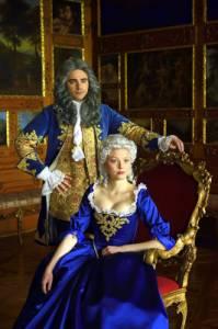 Který panovnický pár je na fotografii č.2? (náhled)