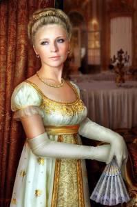 Šaty a módní doplňky na fotografii č.14 pocházejí z historického období: (náhled)