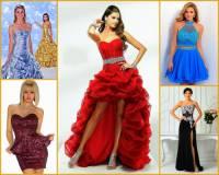 V kterém období se prosadily modely společenských šatů na fotografii č.18? (náhled)