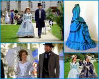 Oblečení, které vidíte na obrázku č.9, je typické pro historické období: (náhled)