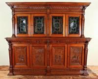 Z jakého historického období pochází nábytek na obrázku č.19? (náhled)