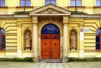 Stavební sloh, ve kterém byl postaven portál na fotografii č.17, se nazývá: (náhled)