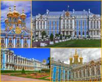Stavební sloh, ve kterém je palác na fotografii č.18 postaven, se nazývá: (náhled)