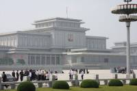 Kumsusan, palác slunce. Co v této budově sídlí? (náhled)