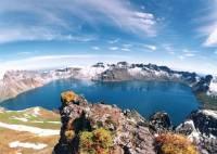 Jak se nazývá nejvyšší hora Severní Koreje (2 744 m n. m.)? (náhled)