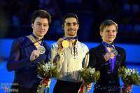 Na fotografii č.16 jsou medailisté: (náhled)
