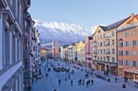Hl. město Tyrolska (Tirol) (náhled)